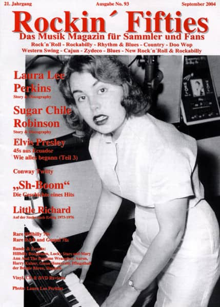 Nr. 93 - Musikmagazin September 2004