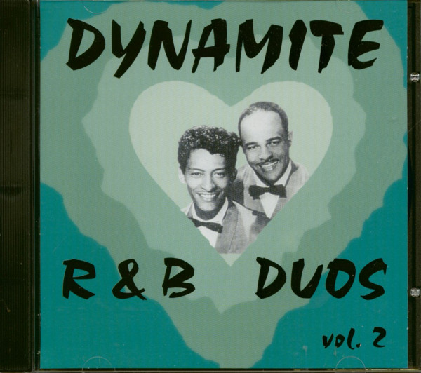 Dynamite R&B Duos Vol.2 (CD)