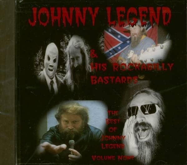 Best Of Johnny Legend, Volume None (CD)