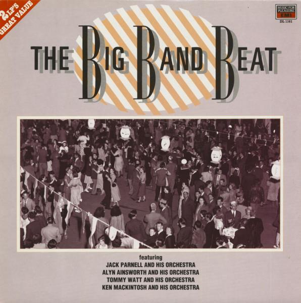 The Big Band Beat (2-LP)