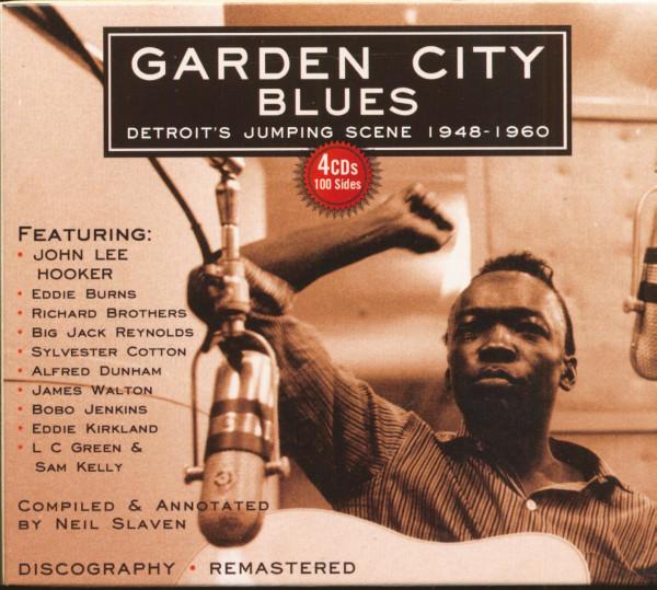 Garden City Blues (4-CD)