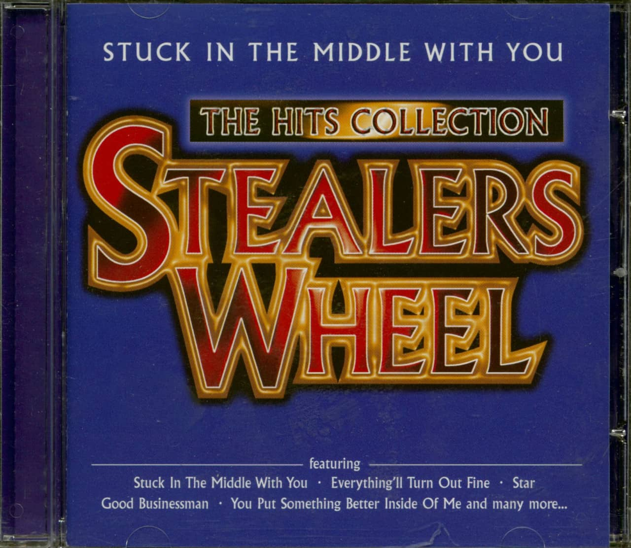 STEALER´S WHEEL - Hits Collection (CD)