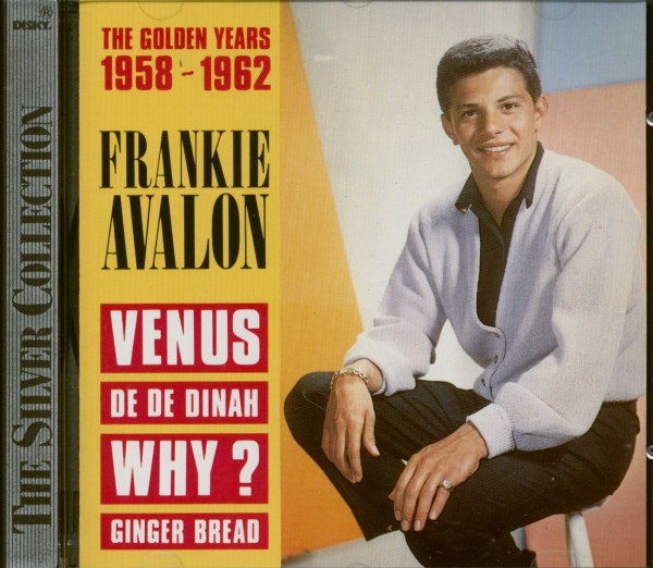The Golden Years 1958-1962 (CD)