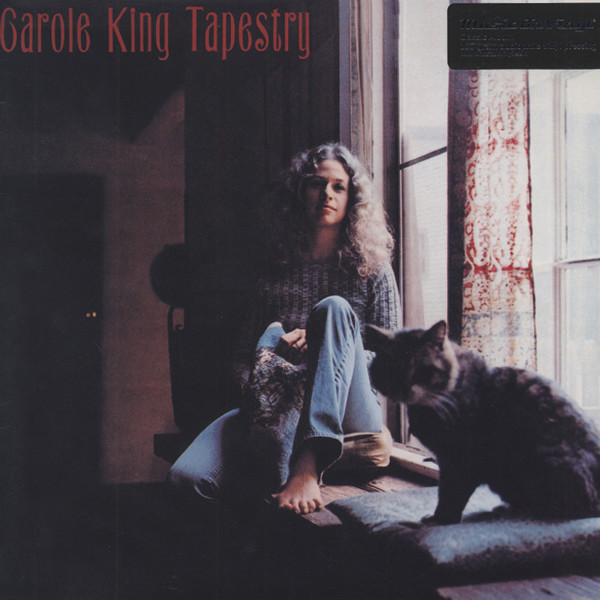 Tapestry (1977) 180g Gatefold - KLappcover
