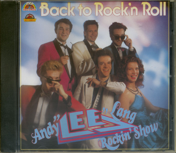 Back To Rock'n Roll (CD)
