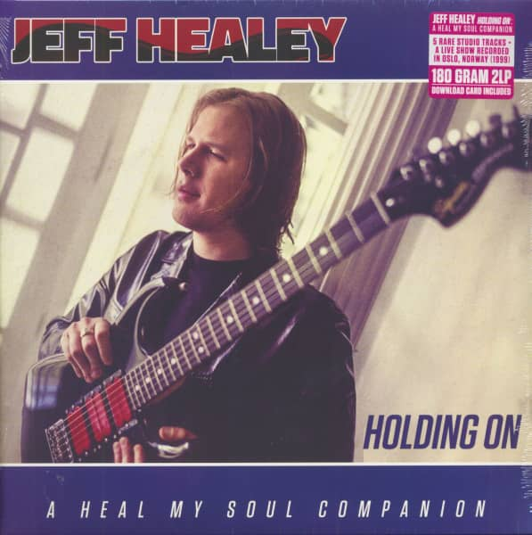 Holding On - A Heal My Soul Companion (2-LP, 180g Vinyl)