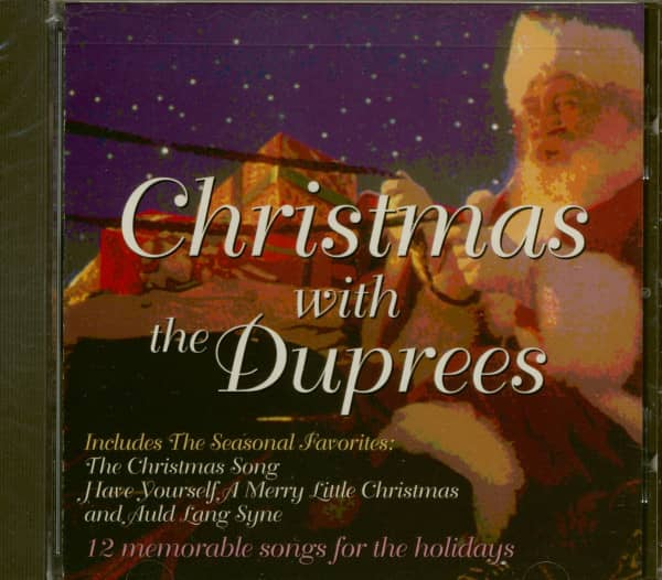 Christmas With The Duprees (CD)