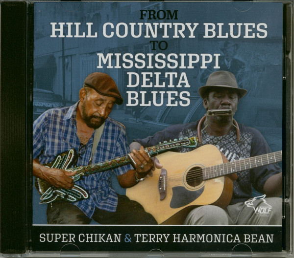 From Hill Coun try Blues To Mississippi Delta Blues (CD)