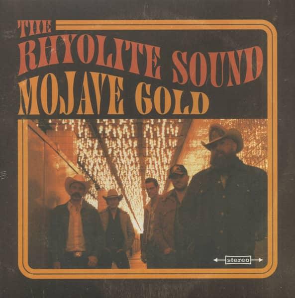 Mojave Gold (LP)