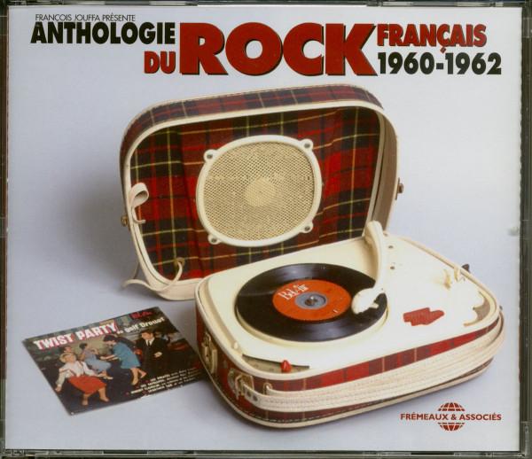 Anthologie Du Rock Français - 1960-1962 (3-CD)