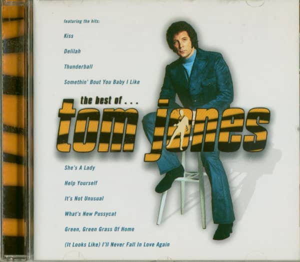 The Best Of Tom Jones (CD)
