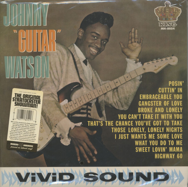 Johnny 'Guitar' Watson (LP)