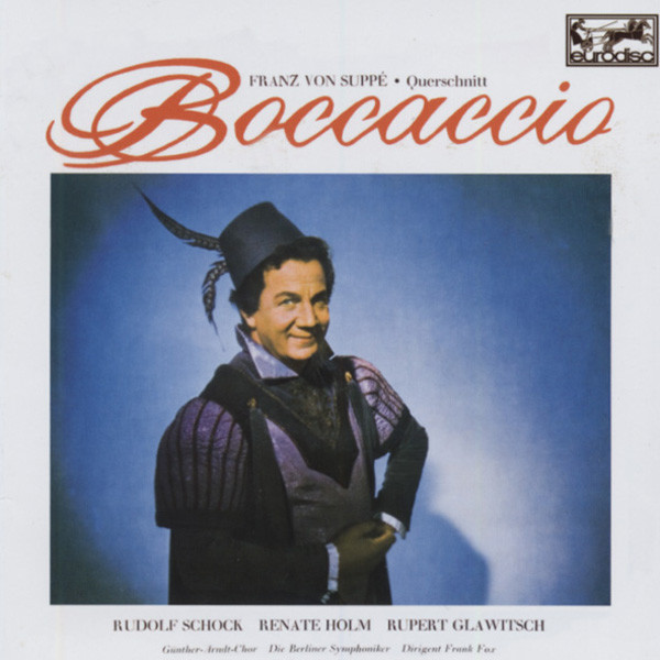 Boccacio 1962 (Rudolf Schock, Renate Holm..)