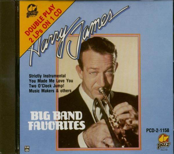 Big Band Favorites (CD)