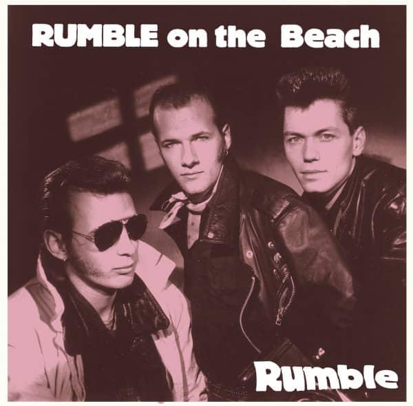 Rumble - Purple Vinyl (LP, 10inch, Ltd.)