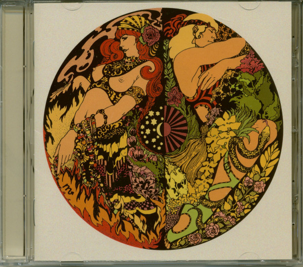 Lady In Gold (CD)