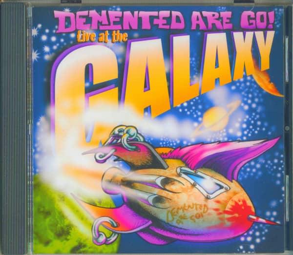 Live At The Galaxy (CD Album)