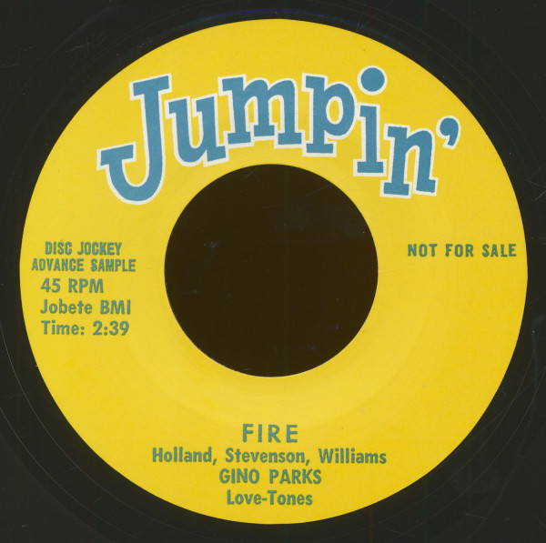 Fire - For This I Thank You (7inch, 45rpm)