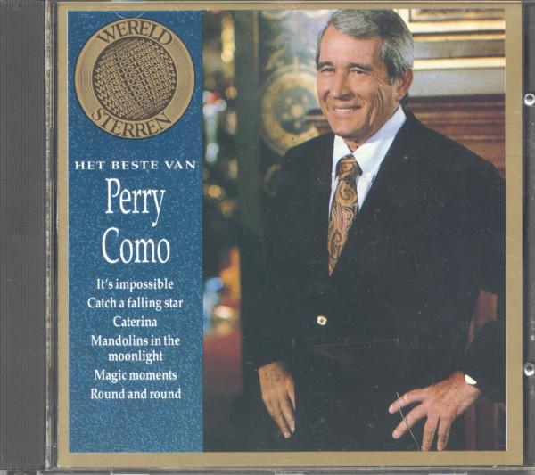 Wereldsterren - Het Beste Van Perry Como (CD)