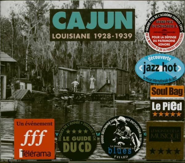 Cajun, Louisiane 1928-39 (2-CD)