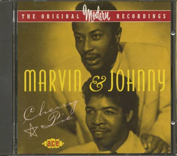 Cherry Pie - The Original Modern Recordings (CD)