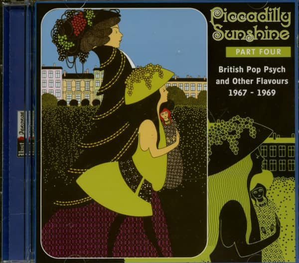 Piccadilly Sunshine Part 4 (CD)