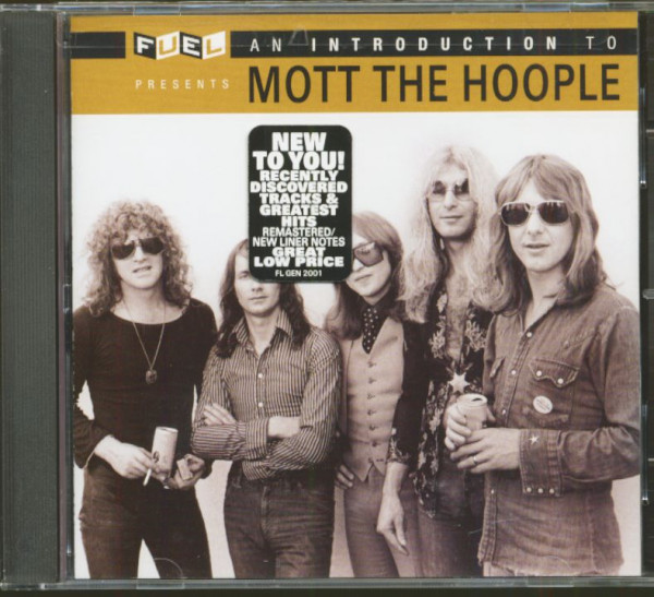 An Introduction To Mott The Hoople (CD)