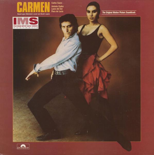 Carmen - Soundtrack (LP)