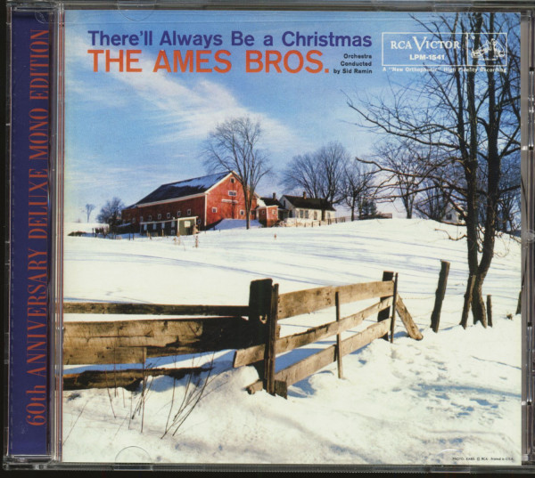 There'll Always Be A Christmas - 60th Anniversary Edition (CD)