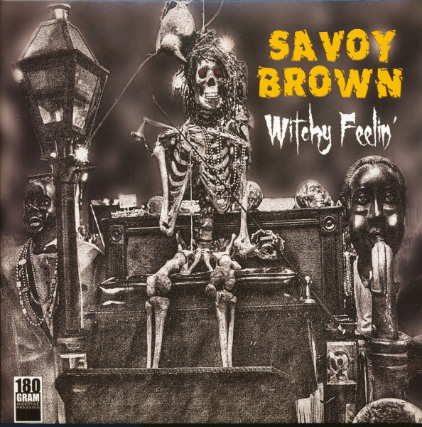 Witchy Feelin' (LP, 180g Vinyl)