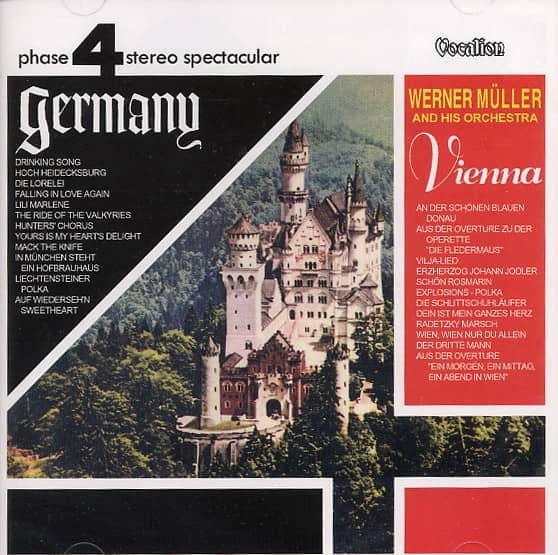 Germany & Vienna - Teldec Archives Series