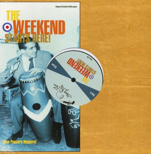 The Weekend Starts Here! (LP, 10inch, Ltd.)