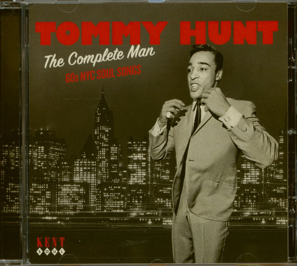 The Complete Man (CD)