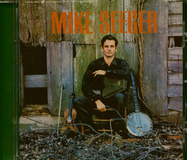 Mike Seeger (CD)