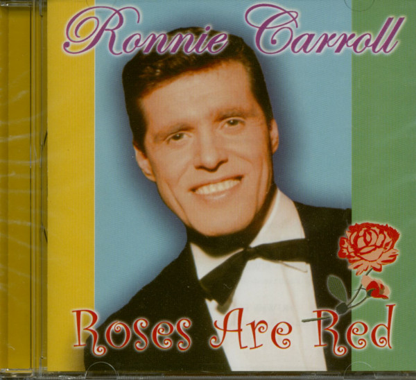Roses Are Red (CD)