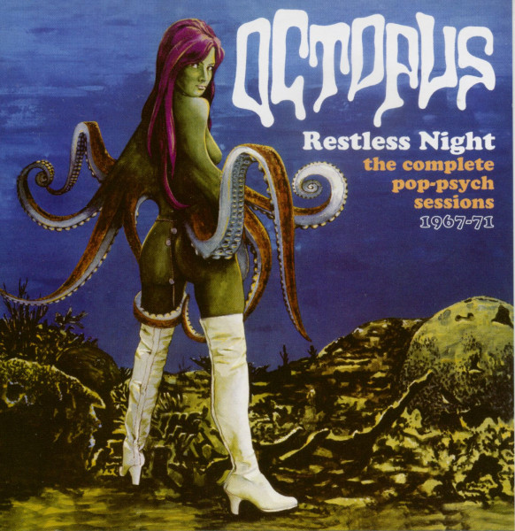 Restless Night - The Complete Pop-Psych Sessions 1967-71 (CD)