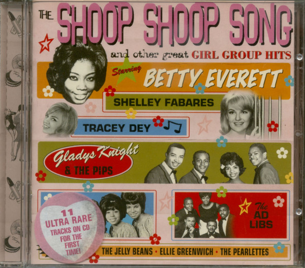 The Shoop Shoop Song And Other Great Girl Group Hits (CD)
