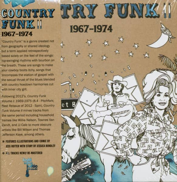 Country Funk Vol.2 1967-1974 (CD)