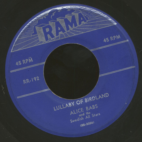 Lullaby Of Birdland - Have A Heart (7inch, 45rpm, BC)