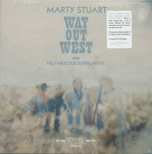 Way Out West (LP & CD)