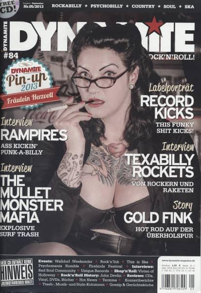 Nr.84 (2013-5) - Magazin & CD