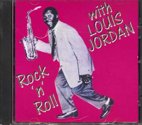 Rock'n'Roll With Louis Jordan (CD)