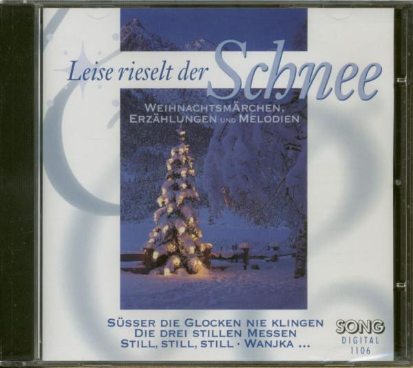 Leise Rieselt Der Schnee (CD)