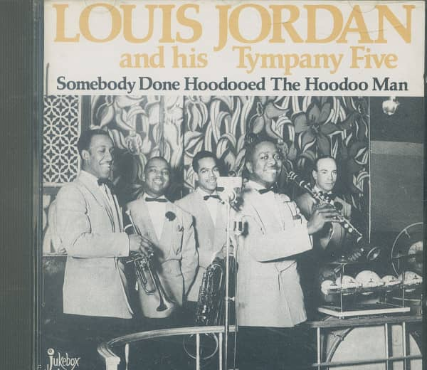 Someone Done Hoodooed The Hoodoo Man (CD)