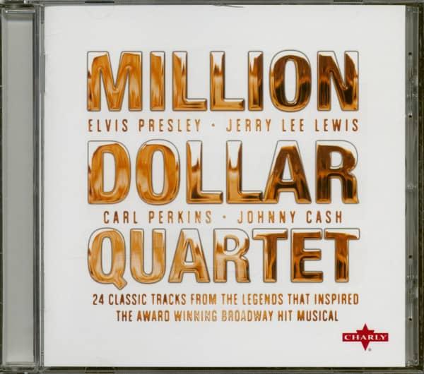 Million Dollar Quartet (CD)