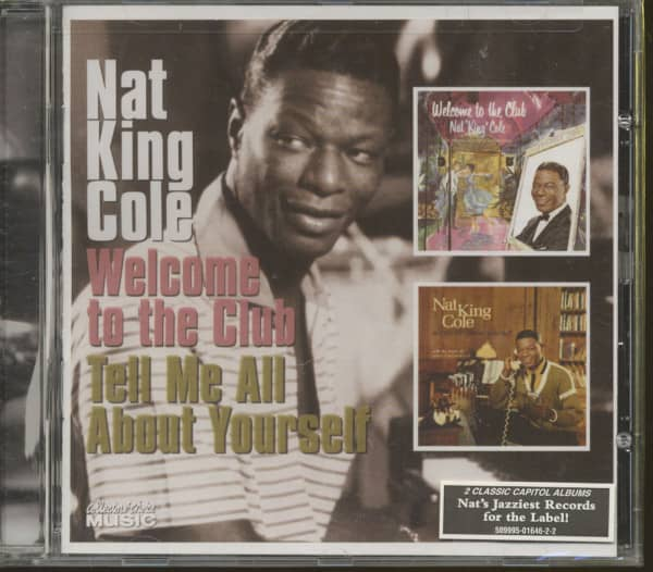 Welcome To The Club & Tell Me About Yourself (CD)