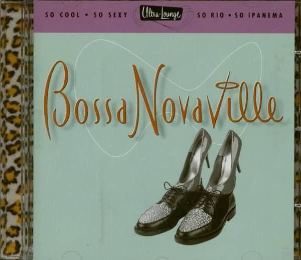 Ultra Lounge - Bossa Nova Ville Vol.14 (CD)