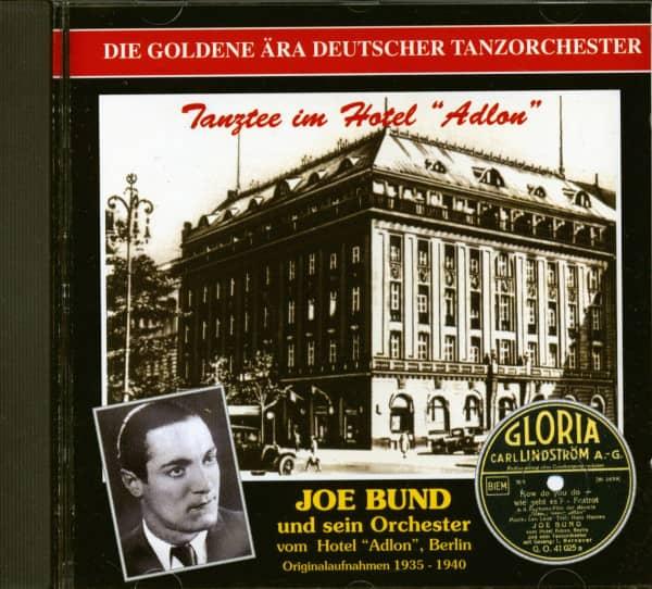 Tanztee im Hotel Adlon 1935-40 (CD)