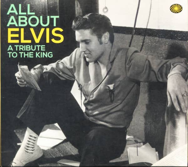 All About Elvis - A Tribute To The King (3-CD)