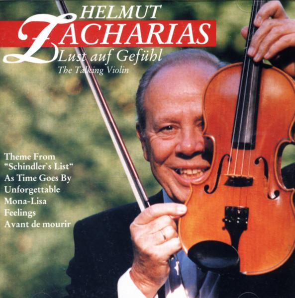 Lust auf Gefuehl - The Talking Violin (CD)
